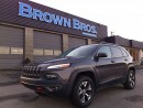 Used 2016 Jeep Cherokee Trailhawk for sale in Surrey, BC