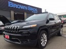 Used 2016 Jeep Cherokee Limited for sale in Surrey, BC