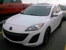 Used 2011 Mazda MAZDA3 GX MOONROOF Leather Seats for sale in Waterloo, ON