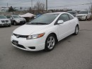 Used 2008 Honda Civic LX Auto Coupe for sale in Newmarket, ON