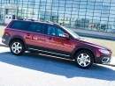 Used 2011 Volvo XC70 3.2 AWD LEATHER SUNROOF ALLOYS ROORF RACK for sale in Scarborough, ON