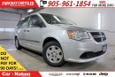 Used 2011 Dodge Grand Caravan CVP| TRI-CLIMATE| TAILGATE SEATS| for sale in Mississauga, ON