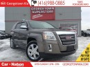 Used 2010 GMC Terrain SLT-2 LEATHER| AWD| CHROME WHEELS| BACK UP CAM for sale in Georgetown, ON
