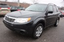 Used 2010 Subaru Forester X sport for sale in North York, ON