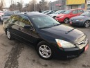 Used 2006 Honda Accord SE/PWR WINDOWS/LOADED/ALLOYS for sale in Scarborough, ON