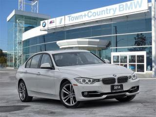 Used 2014 BMW 328i xDrive Sedan Sport Line Sport Line for sale in Unionville, ON