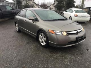 Used 2006 Honda Civic LX for sale in Surrey, BC