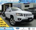 Used 2014 Jeep Compass Sport/North | EXPANSION SALE ON NOW | 4X4 | USB | for sale in Brantford, ON