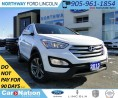 Used 2015 Hyundai Santa Fe Sport 2.4 Premium | PANORAMIC ROOF | TOUCHSCREEN | LEATH for sale in Brantford, ON