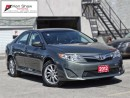 Used 2012 Toyota Camry LE - LOW KMS!! One Owner! for sale in Toronto, ON