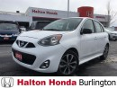Used 2015 Nissan Micra SR | ALLOYS | REARVIEW CAMERA | KEYLESS ENTRY for sale in Burlington, ON