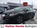 Used 2013 Honda Civic EX | 5SP | ALLOYS | REARVIEW CAMERA | HEATED SEATS for sale in Burlington, ON