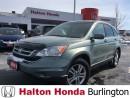 Used 2011 Honda CR-V EX-L | 5SP | ALLOYS | LEATHER | SUNROOF for sale in Burlington, ON