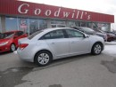 Used 2014 Chevrolet Cruze LT! BLUETOOTH! for sale in Aylmer, ON