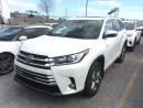 New 2017 Toyota Highlander Hybrid Limited for sale in Pickering, ON