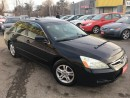 Used 2006 Honda Accord SE/PWR WINDOWS/LOADED/ALLOYS for sale in Pickering, ON