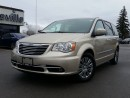 Used 2016 Chrysler Town & Country Touring-L-Leather Trimmed Seats-Back up Camera for sale in Belleville, ON