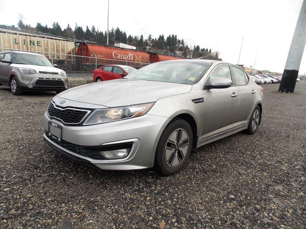 used 2012 kia optima hybrid for sale in west kelowna. Black Bedroom Furniture Sets. Home Design Ideas