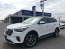 Used 2017 Hyundai Santa Fe XL AWD Limited for sale in Barrie, ON