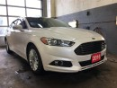 Used 2016 Ford Fusion SE FWD Factory Navigation and Two sets of tires AN for sale in Barrie, ON