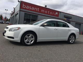 Used 2012 Chevrolet Malibu Low KMs, Power Windows.Locks!! for sale in Surrey, BC
