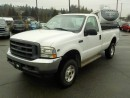 Used 2002 Ford F-350 SD XL Regular Cab Long Box 4WD with Power Tailgate for sale in Burnaby, BC
