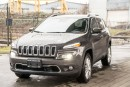 Used 2014 Jeep Cherokee Limited for sale in Langley, BC
