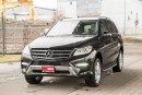 Used 2012 Mercedes-Benz ML-Class ML 350 BlueTEC for sale in Langley, BC