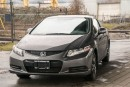 Used 2013 Honda Civic EX Low Kilometers for sale in Langley, BC
