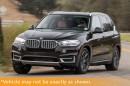 Used 2014 BMW X5 35d xDrive, Nav, 360 Cam, HUD, for sale in Winnipeg, MB