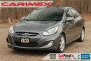 Used 2012 Hyundai Accent GLS | ONLY 34K + Sunroof + Bluetooth +CERTIFIED + for sale in Waterloo, ON