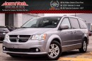 Used 2013 Dodge Grand Caravan Crew Sunroof|Nav.|Rear DVD|LeatherSeats|HTDSeats|Backup Cam|17
