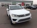 Used 2017 Volkswagen Touareg 3.6L Wolfsburg Edition (A8) for sale in Calgary, AB