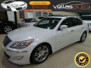 Used 2012 Hyundai Genesis 3.8 Technology 3.8 TECH| NAVI| SUNROOF| LEATHER| ALLOYS for sale in Woodbridge, ON