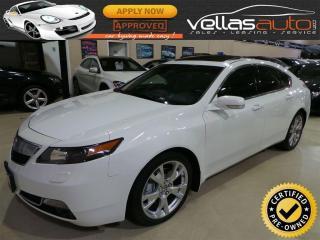 Used 2012 Acura TL Elite ELITE| AWD| NAVI| 19ALLOYS for sale in Woodbridge, ON