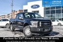 Used 2015 Ford F-150 SUPERCAB XL 4X4 5.5' box - BLUETOOTH for sale in Ottawa, ON