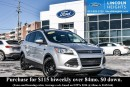 Used 2014 Ford Escape SE - BLUETOOTH - ROOF RACK CROSS BARS - REVERSE CAMERA SYSTEM for sale in Ottawa, ON