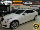 Used 2013 Cadillac ATS 3.6L Luxury 3.6L| LUXURY| AWD| NAVI| SUNROOF for sale in Woodbridge, ON