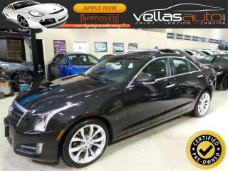 Used 2013 Cadillac ATS 3.6L Performance 3.6L| PERFORMANCE| AWD| NAVIGATION for sale in Woodbridge, ON