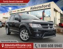 Used 2013 Dodge Journey SXT/Crew for sale in Abbotsford, BC