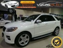 Used 2013 Mercedes-Benz ML-Class ML350 BlueTEC| SPORT/PREMIUM PKG for sale in Woodbridge, ON