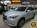 Used 2013 Infiniti JX35 Base AWD NAVI| DUAL DVD| SUNROOF| 7PASS for sale in Woodbridge, ON
