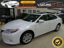 Used 2013 Lexus ES 350 NAVIGATION| R/CAMERA| PEARL WHITE for sale in Woodbridge, ON