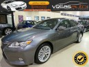 Used 2013 Lexus ES 350 ULTRA PREMIUM| NAVI| PANO ROOF for sale in Woodbridge, ON