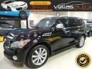 Used 2014 Infiniti QX80 Base 7 Passenger for sale in Woodbridge, ON