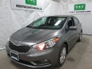 Used 2014 Kia Forte 1.8L LX+ for sale in North Bay, ON