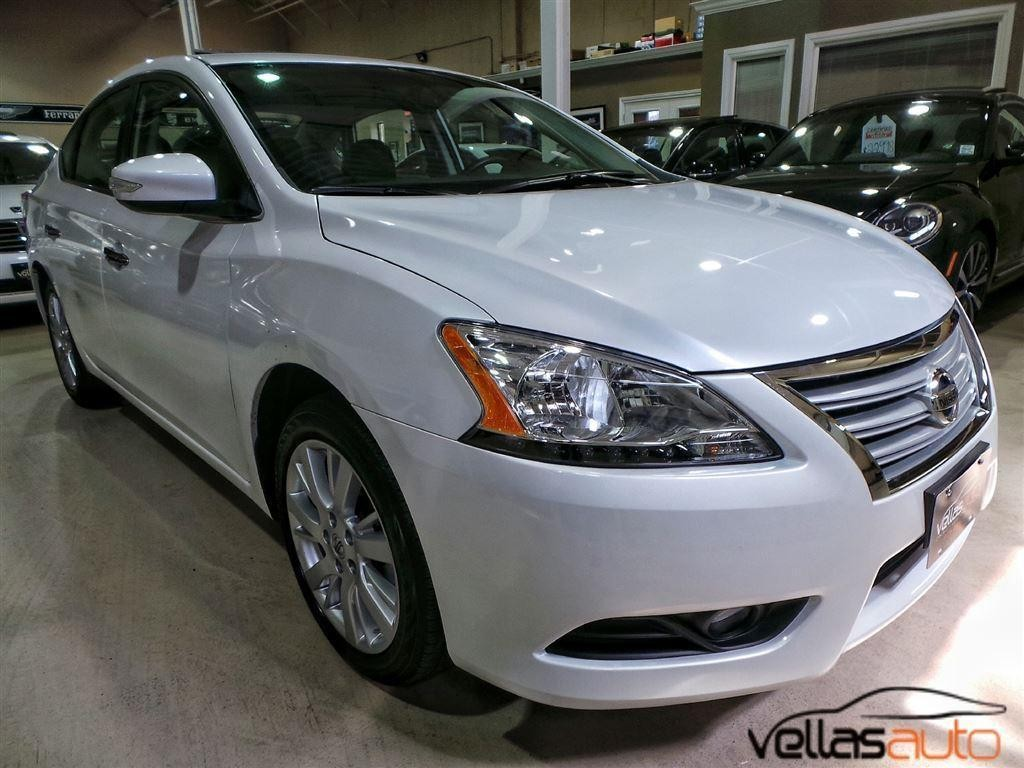 Used 2015 Nissan Sentra 1.8 SL| NAVIGATION| 13, 927KM for ...