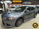 Used 2015 Mitsubishi Lancer Evolution GSR 18,642KM| FLAWLESS!! for sale in Woodbridge, ON