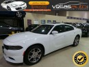 Used 2016 Dodge Charger SXT| AWD| NAVI| LEATHER| SUNROOF for sale in Woodbridge, ON