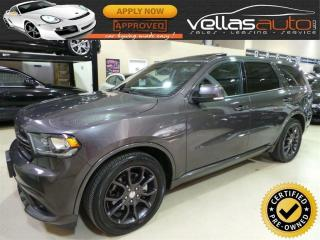 Used 2016 Dodge Durango R/T| 7PASS| NAVI| SUNROOF for sale in Woodbridge, ON